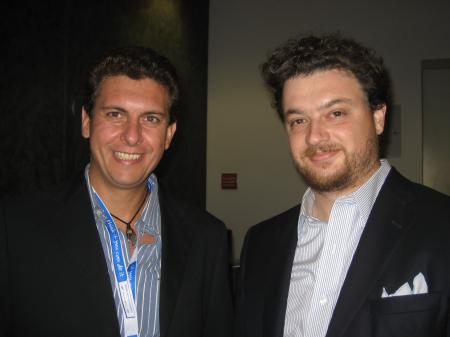 Stefano Vitta e Paolo Valdemarin